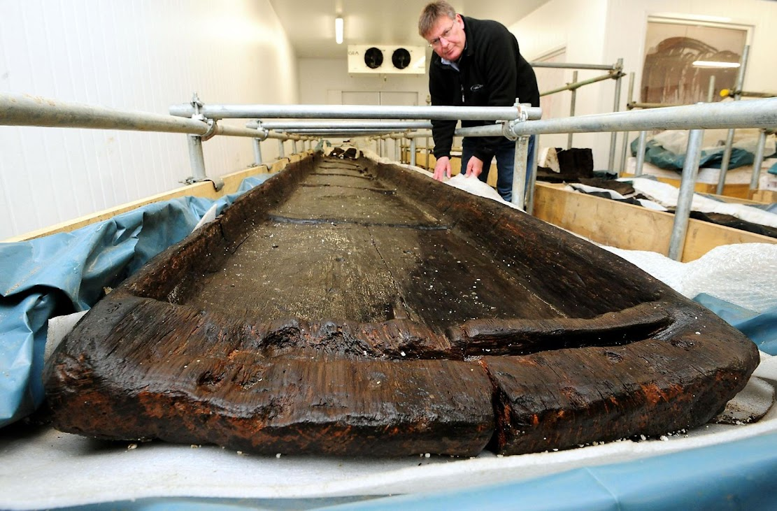 UK: Work starts to preserve Bronze Age log boats