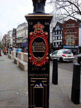 City of Westminster en Londres