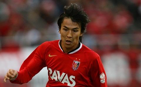 Cầu thủ Masashi Nakayama