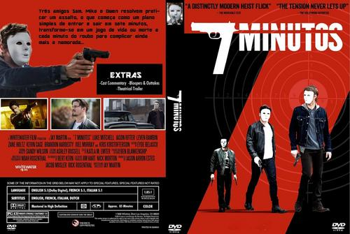 7 Minutos Torrent - BluRay Rip 720p e 1080p Dual Áudio 5.1 (2014)