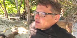Aristide Malnati L'Isola dei Famosi 2016