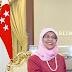 Halimah Yacob Diisytihar Presiden Singapura Ke-8