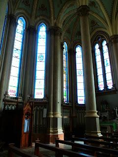 Vitrais da Catedral de Vacaria