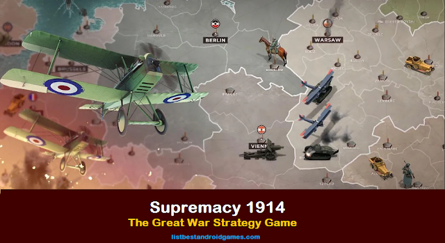 Supremacy 1914 Android Games