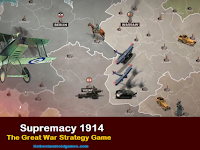 Supremacy 1914 The Great War Strategy Android Game