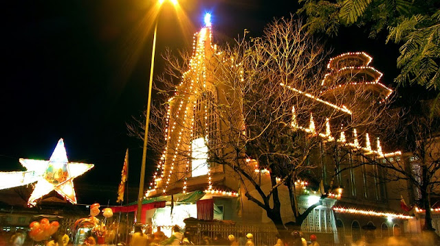 Chrismas in Viet Nam 3