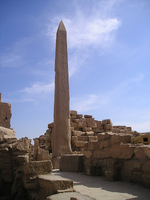 The Luxor Obelisk