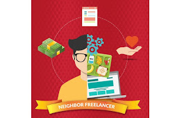 Lowongan Kerja Marketing Freelance / part time (Neighbor)