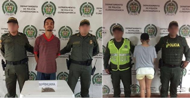 Policía registra 4 capturas en las últimas horas por hurto y microtráfico en Girardot, Cundinamarca