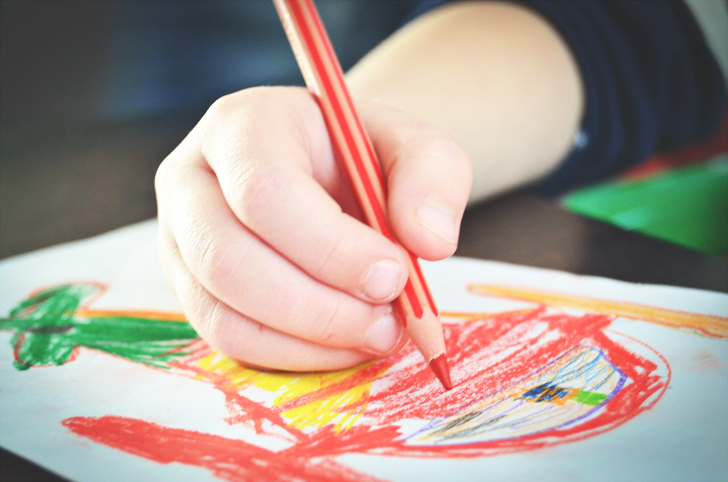 6 Ways to Art Journal with Preschoolers