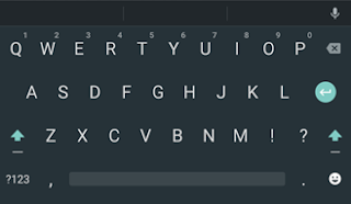 Google Keyboard Material