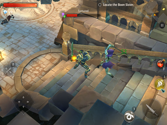 Dungeon Hunter 5, Dungeon Hunter 5 download from windows store, Dungeon Hunter 5 free download,