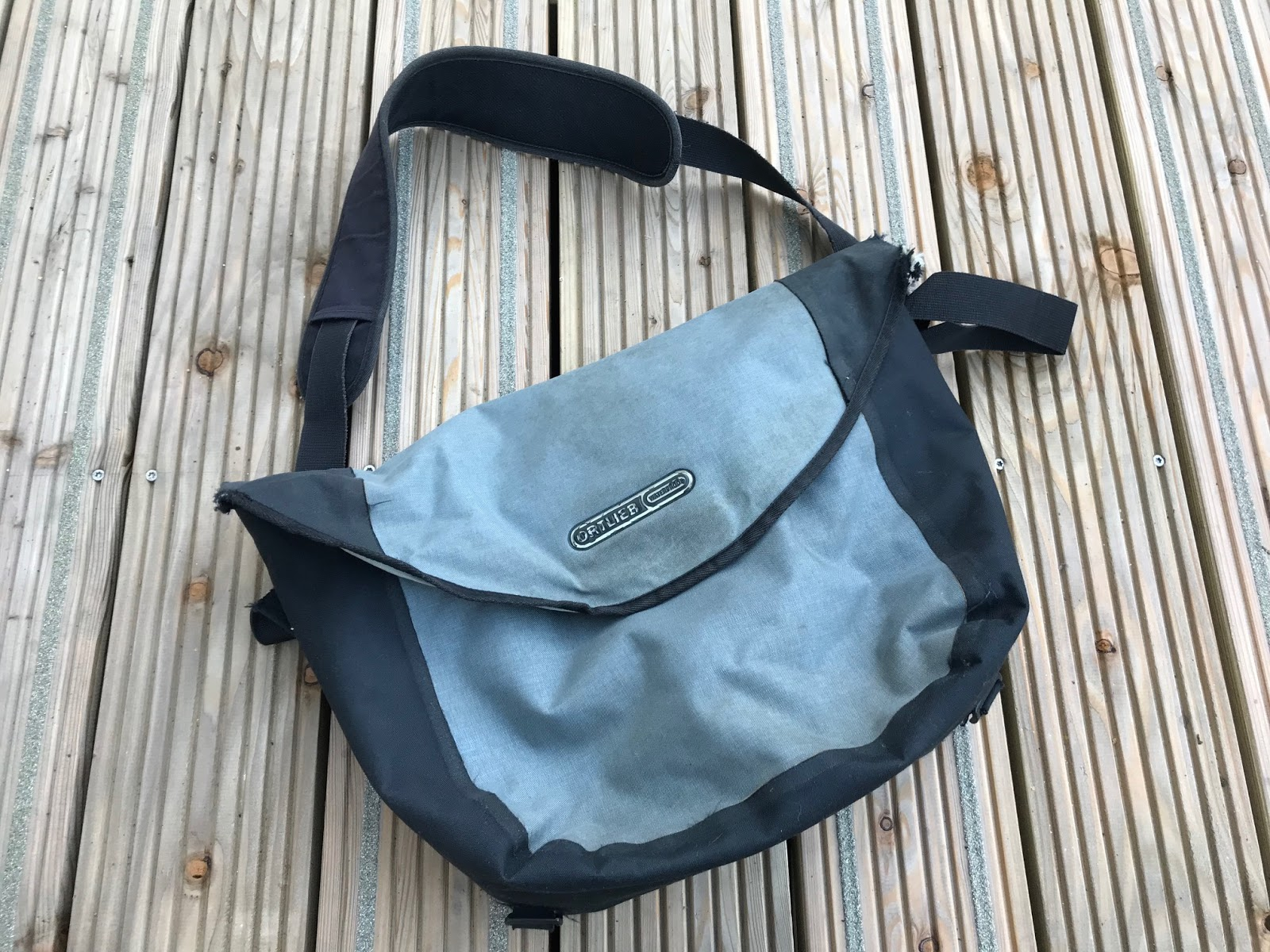 I have yet to send the bag back to Ortlieb and take advantage of their  repair policy, the reason being that I continue to use it. 04cf2d9af0