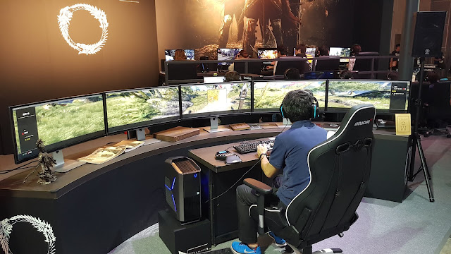 best gaming setup 2017