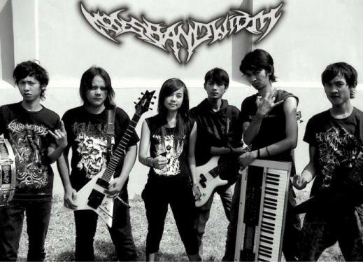 Lirik Lagu Gothic Black Metal Moses Bandwidth  Magadir