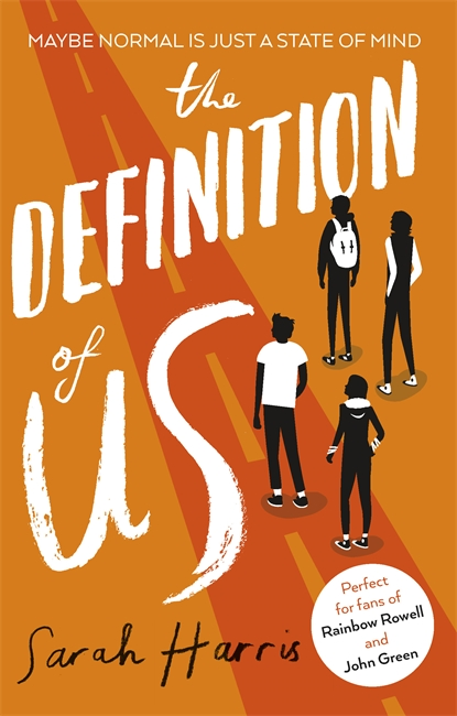 The Definition of Us by Sarah Harris