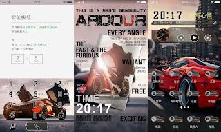 Tema Vivo For Xiaomi