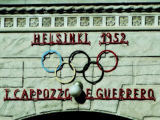 Campeões Olímpicos do Club Canottieri Italiani, Tigre, Argentina