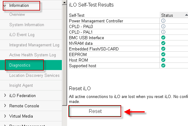 How to set date and time in iLO3 / iLO4 using SNTP and RIBCL