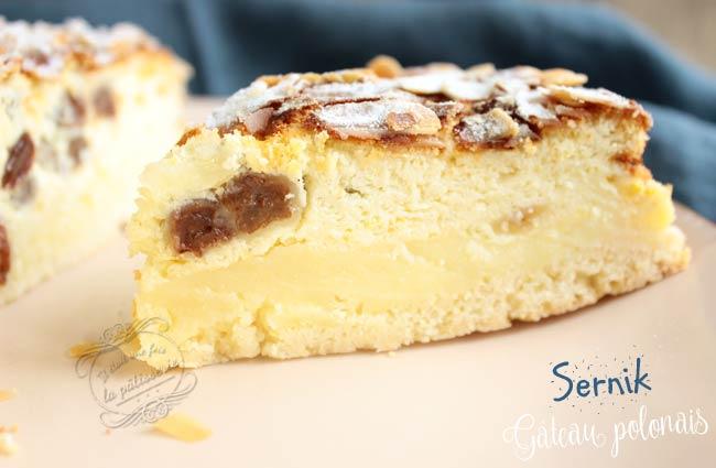 recette gateau de pâques sans chocolat