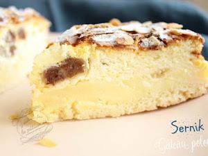 Le sernik : le gâteau au fromage blanc polonais !