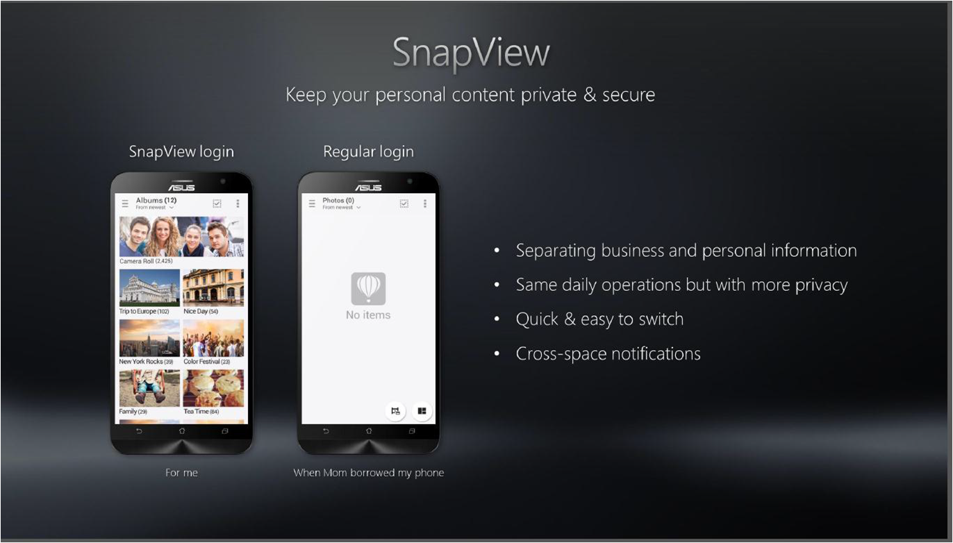 snapview for security