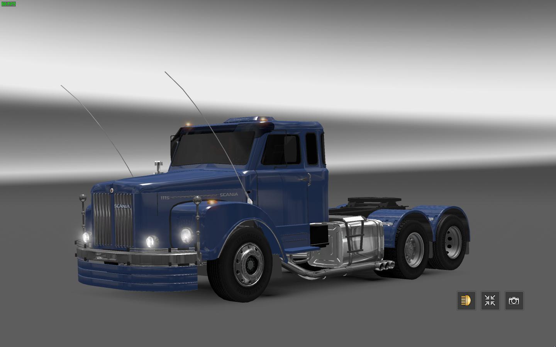 caminh o super scania jacar 111 para v by tonho nunes blog euro truck 2 melhores. Black Bedroom Furniture Sets. Home Design Ideas