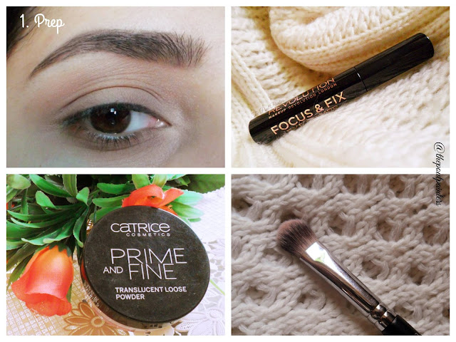 Prepare Eyes Makeup Revolution Primer Catrice Powder