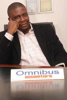 Tokunbo Akeredolu-Ale, CEO Omnibus Accencture small business expert