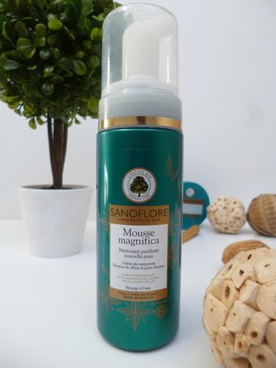 Mousse manifica sanoflore