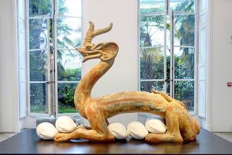 Expo : Xu Zhen - Civilization Iteration - Galerie Perrotin - Jusqu'au 29 juillet 2017