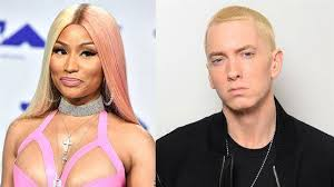 Eminem Reacts to Nicki Minaj