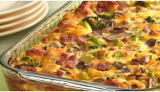 Πεντανόστιμη ομελετο-πίτσα φουρνιστή!