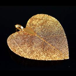 اوراق شجر أوراق الفضة والذهب | Leaf leaves of silver and gold