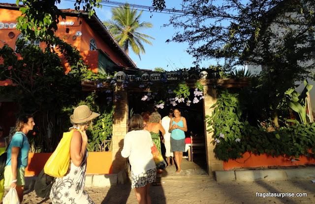 Restaurante Caminho do Rio, Vila do Diogo, Bahia
