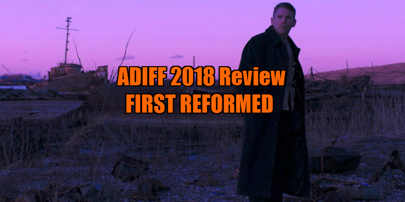 FIRST REFORMED film review