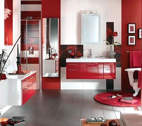 Bir Başkadır Modern Evlerin Sobaları: Kadınlar İçin: Modern Banyo Modelleri