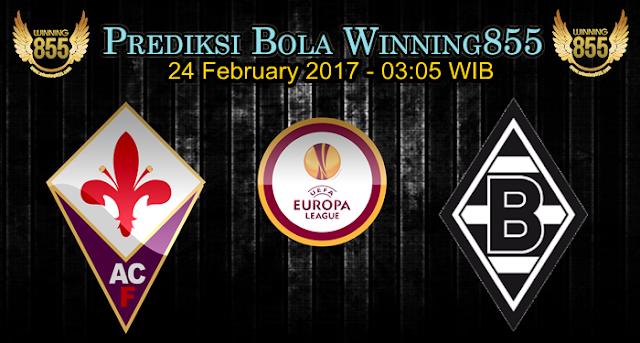 Prediksi Skor Fiorentina vs Borussia M'gladbach