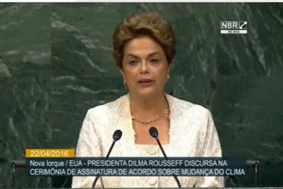 "Dilma discursa na ONU, mas evita falar em ""golpe"""