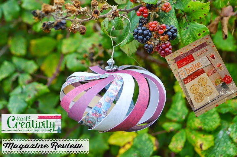 , docrafts Creativity Magazine Review