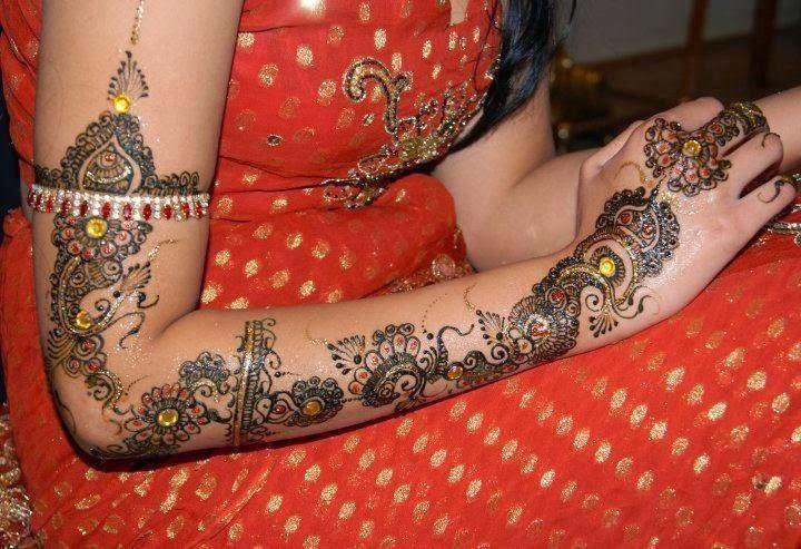 Mehndi Henna Wedding : Latest mehndi henna designs for indian and pakistani brides from