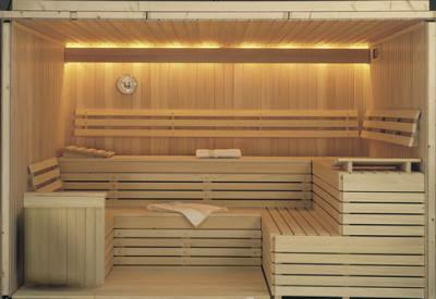 Fin Hamamı (sauna)