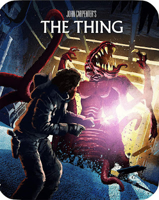 The Thing 1982 Steelbook Blu Ray Collectors Edition