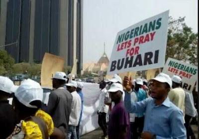 Pro-Buhari Groups Plan Rallies in Major Cities