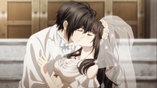 Code:Realize - Sousei no Himegimi - Daftar Anime Romance Ending Menikah