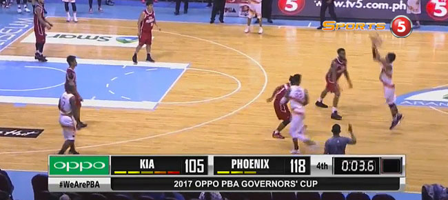 Phoenix def. KIA Picanto, 118-105 (REPLAY VIDEO) July 19