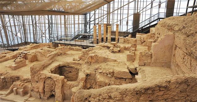 Zeugma excavations to last a century