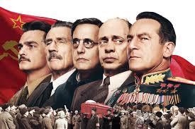 The Death of Stalin movie film black comedy by Armando Iannocci