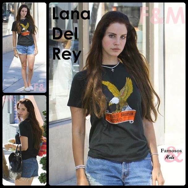 FAMOSOS y MODA: Nuevas canciones de Lana Del Rey