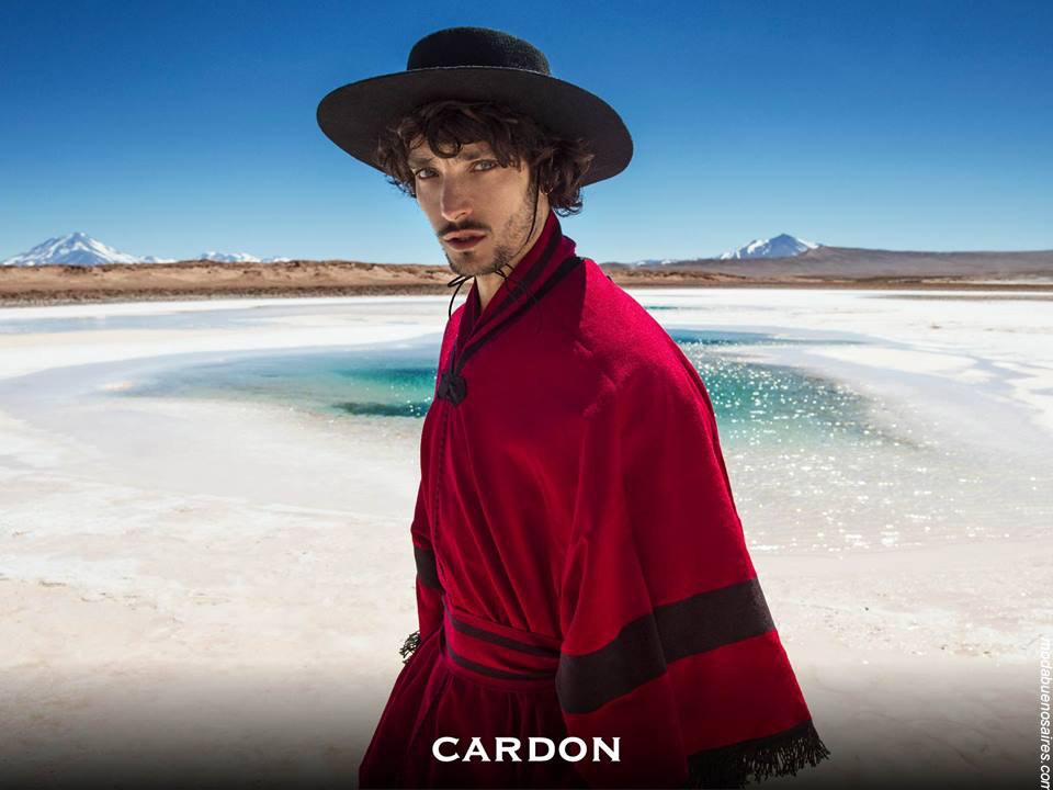 Moda otoño invierno 2019 hombre argentina Cardón.